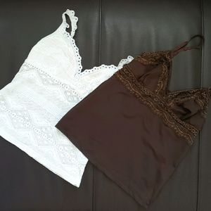 Bundle of Camis tops